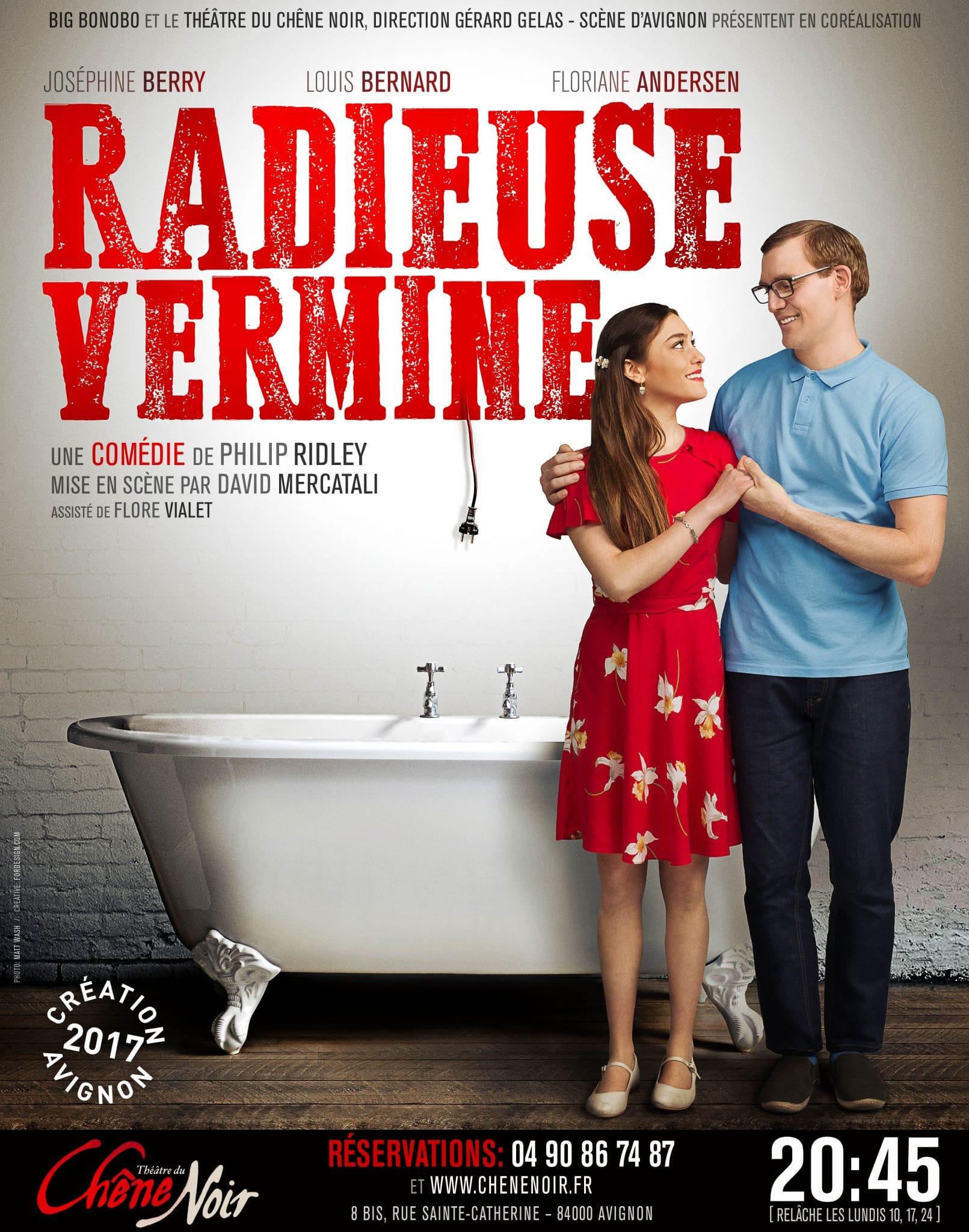 Radieuse Vermine affiche