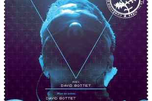 Samuel Hall David BOTTET affiche avignon le off 2017