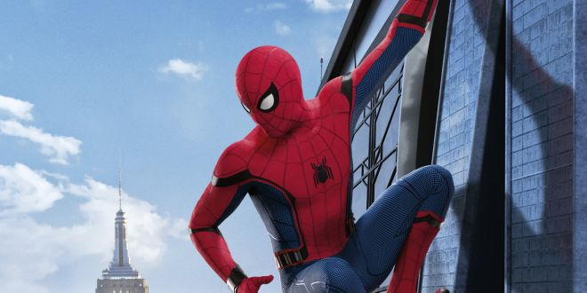 Spider-Man Homecoming affiche