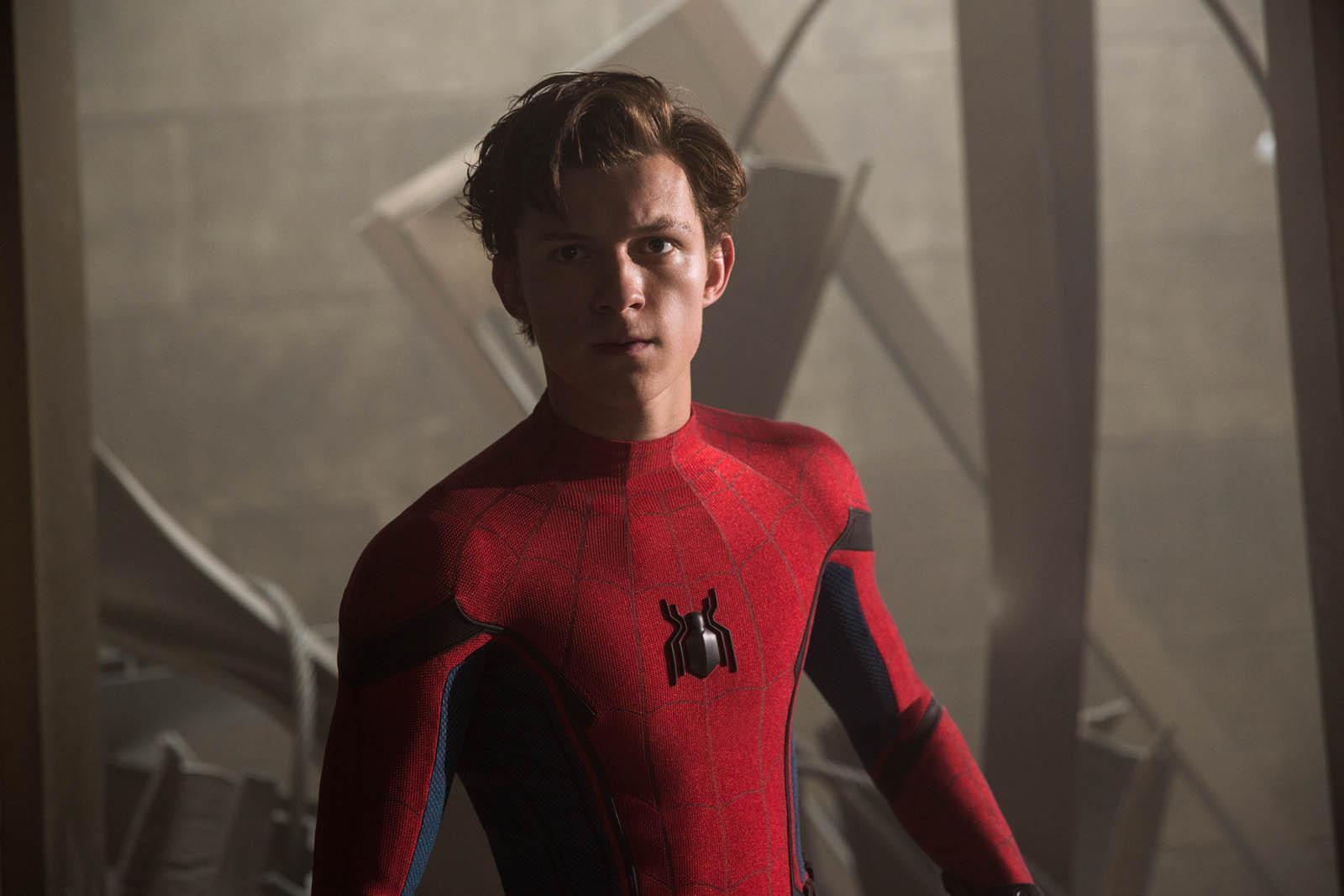 Spider-Man : Homecoming Tom Holland Jacob Batalon film