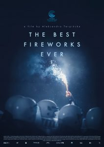 THE BEST FIREWORKS EVER de Aleksandra Terpińska affiche