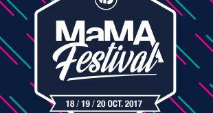 Affiche Mama Festival 2017