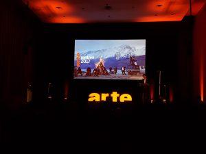 ARTE rentrée 2017 image Bruno Patino