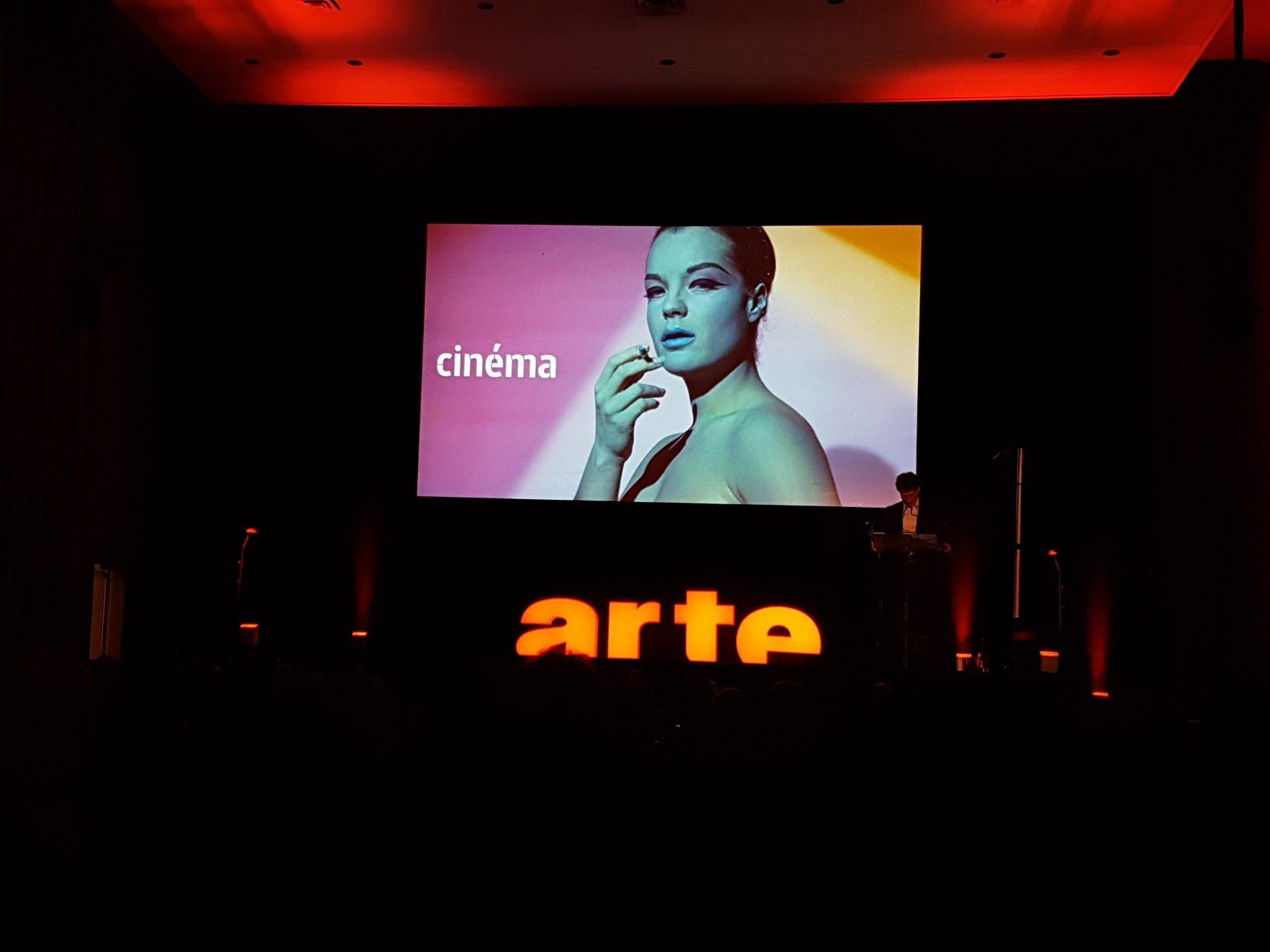 ARTE rentrée 2017 image cinéma