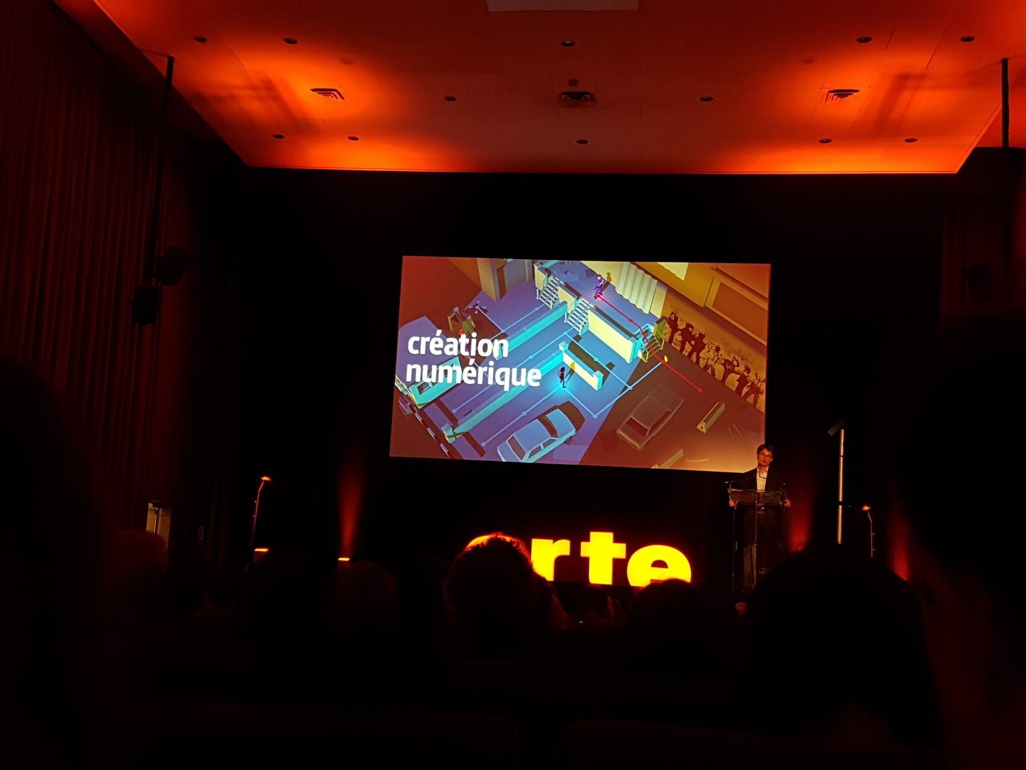 ARTE rentrée 2017 image création numérique