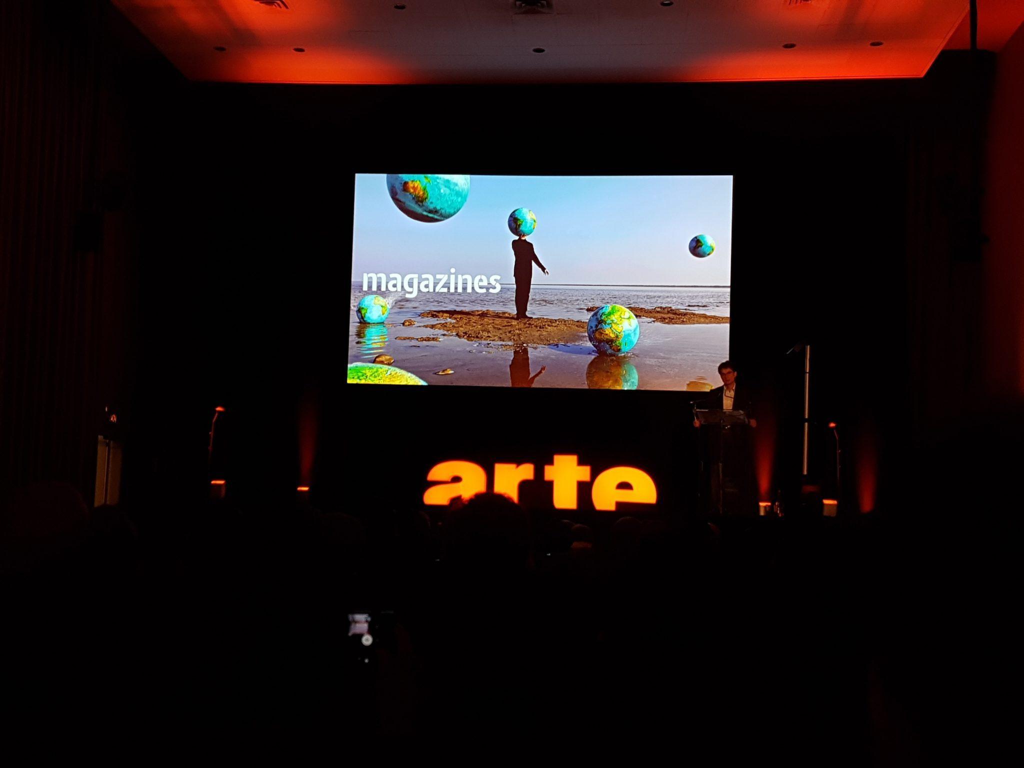 ARTE rentrée 2017 image magazine