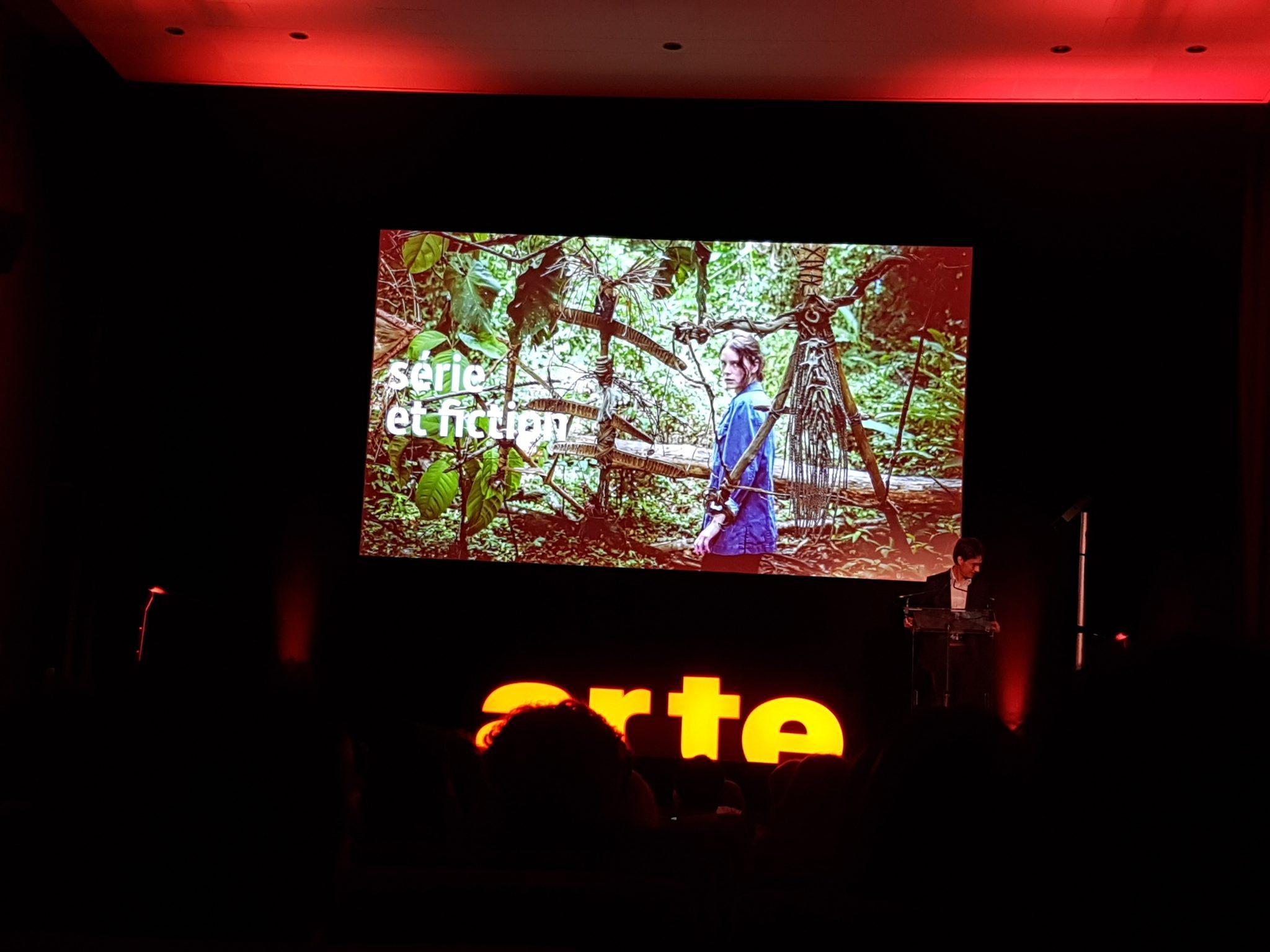 ARTE rentrée 2017 image série et fiction