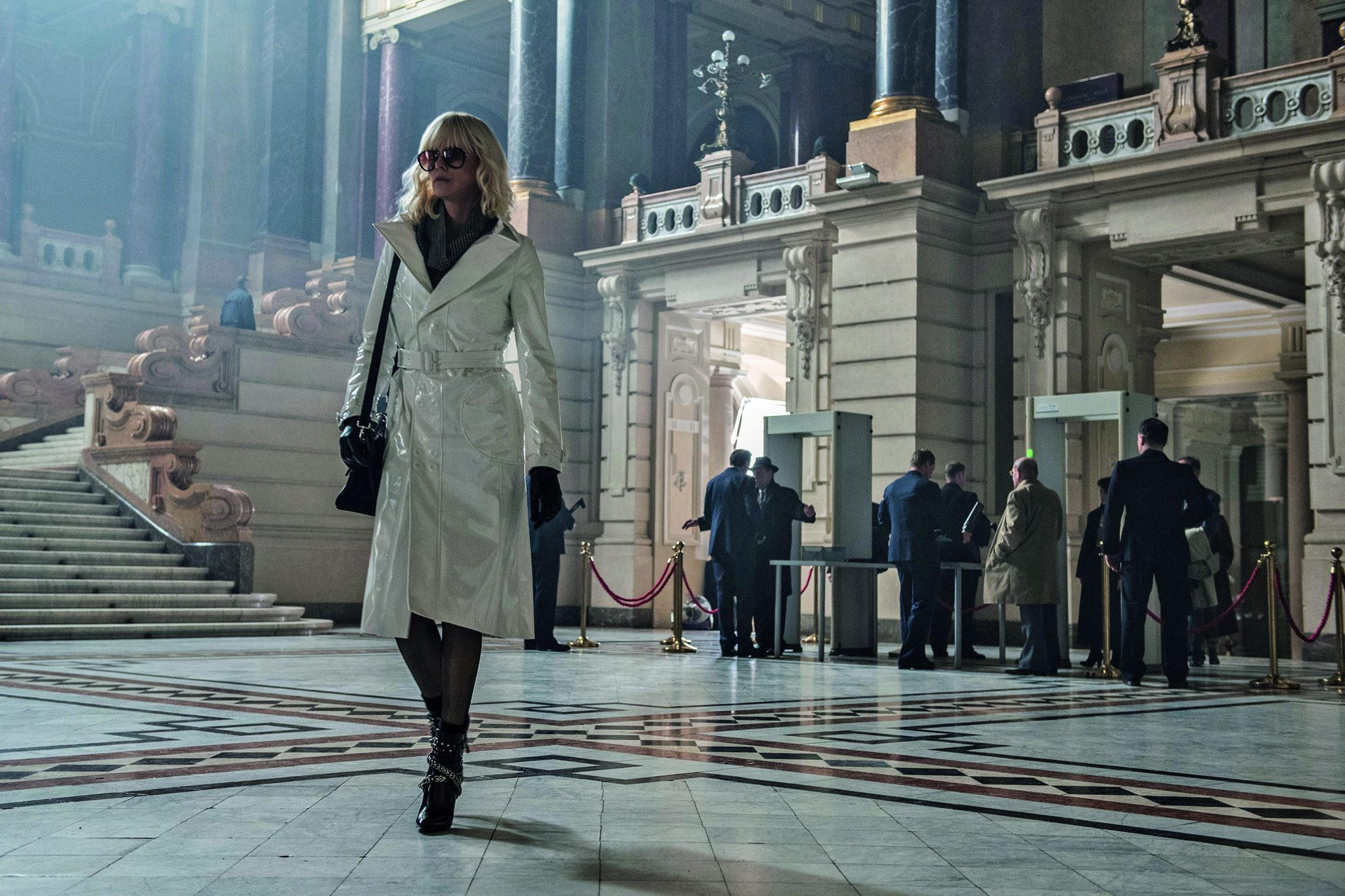 Atomic Blonde Charlize Theron photo film avis