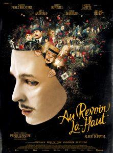 Au Revoir Là-Haut affiche Albert Dupontel