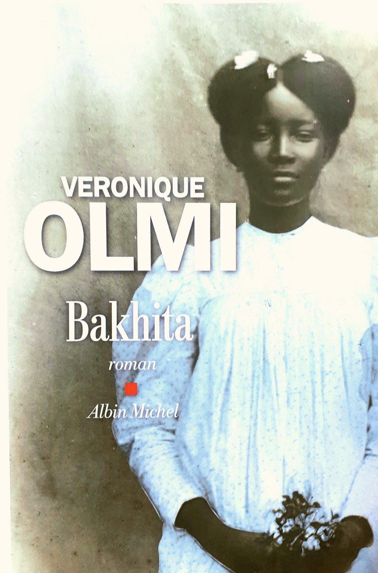 Bakhita de Véronique Olmi image couverture