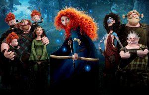 Brave Disney Pixar image
