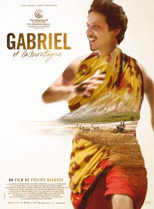 Gabriel et la montagne affiche