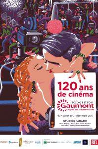 GAUMONT_120 ANS DE CINEMA_EXPO ANGOULEME