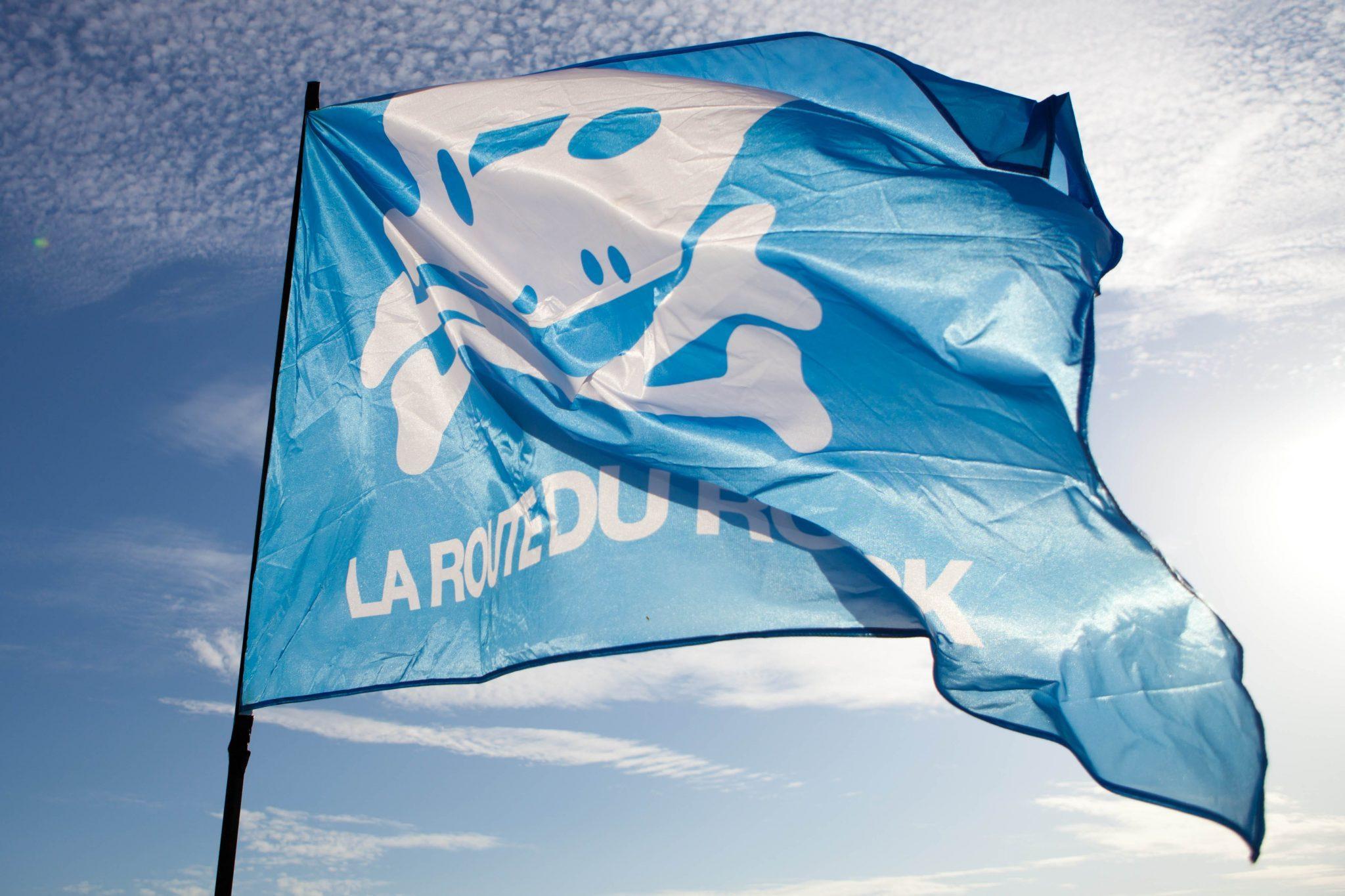 La Route du Rock image drapeau