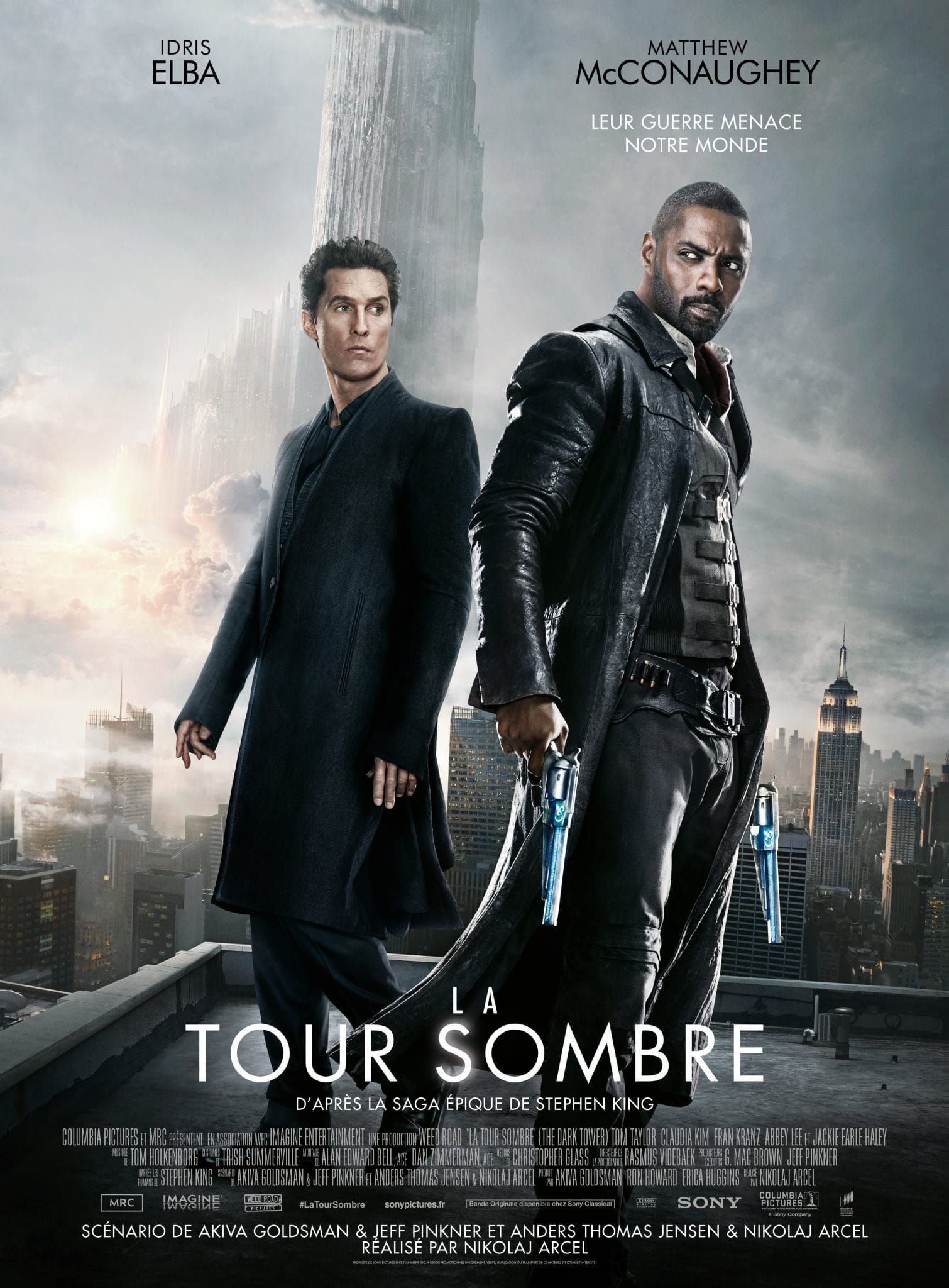 La Tour Sombe Affiche film critique
