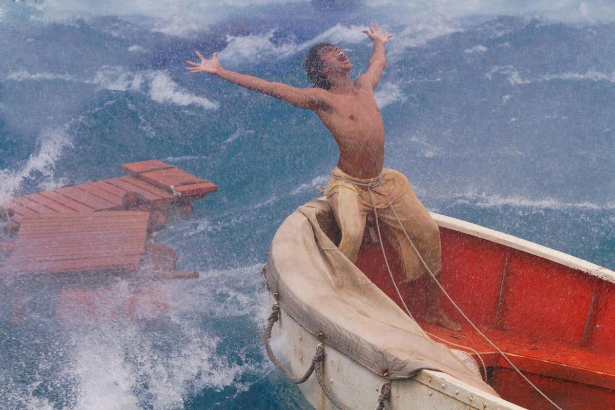 Odyssée de Pi image film news