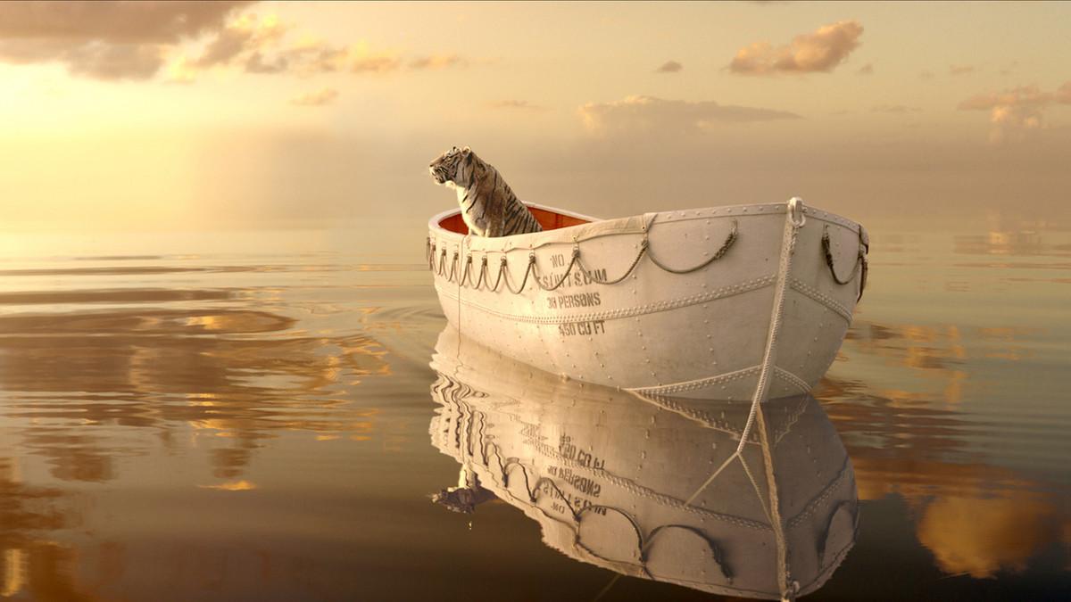 Odyssée de Pi image film