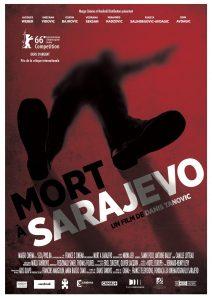 Mort à Sarajevo affiche