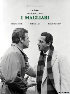 Profession Magliari affiche
