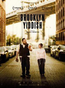 Affiche film critique Brooklyn Yiddish