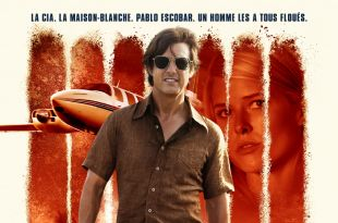 Barry Seal film affiche
