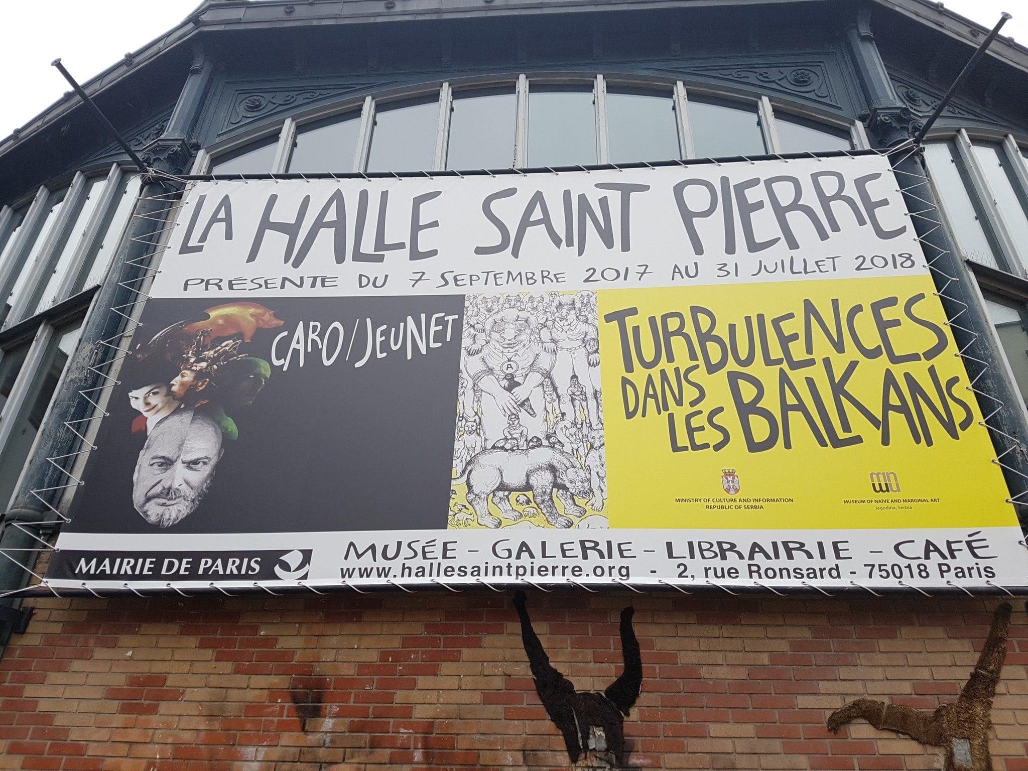 exposition Caro Jeunet La Halle Saint Pierre image-1