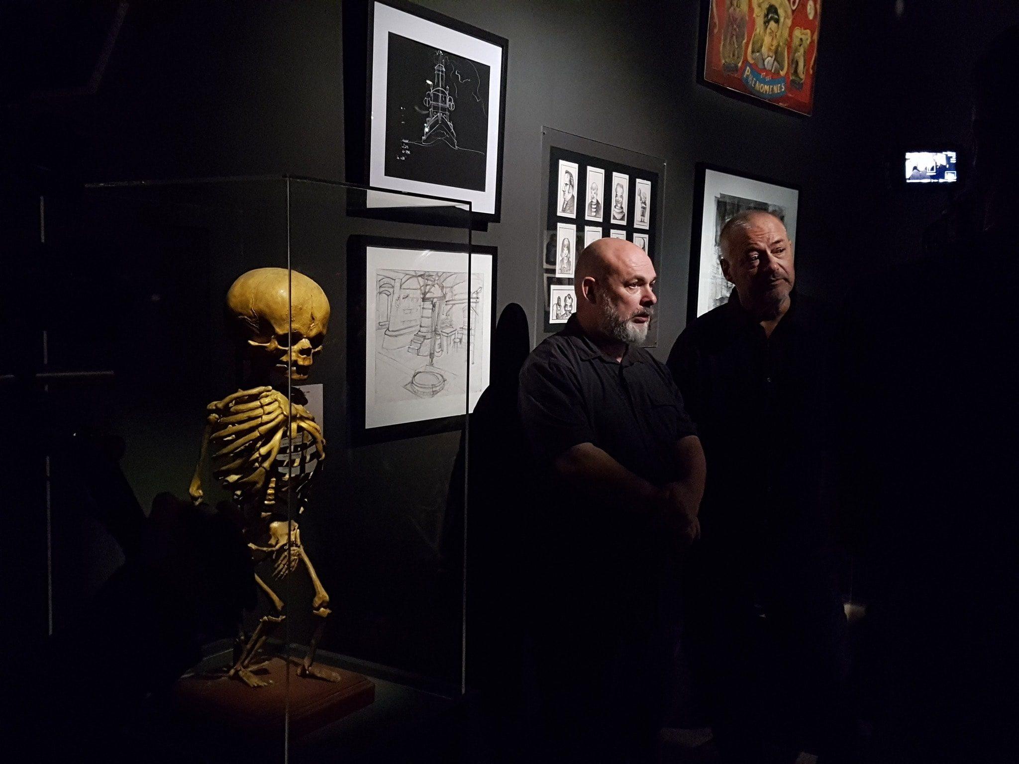 exposition Caro Jeunet La Halle Saint Pierre image-5