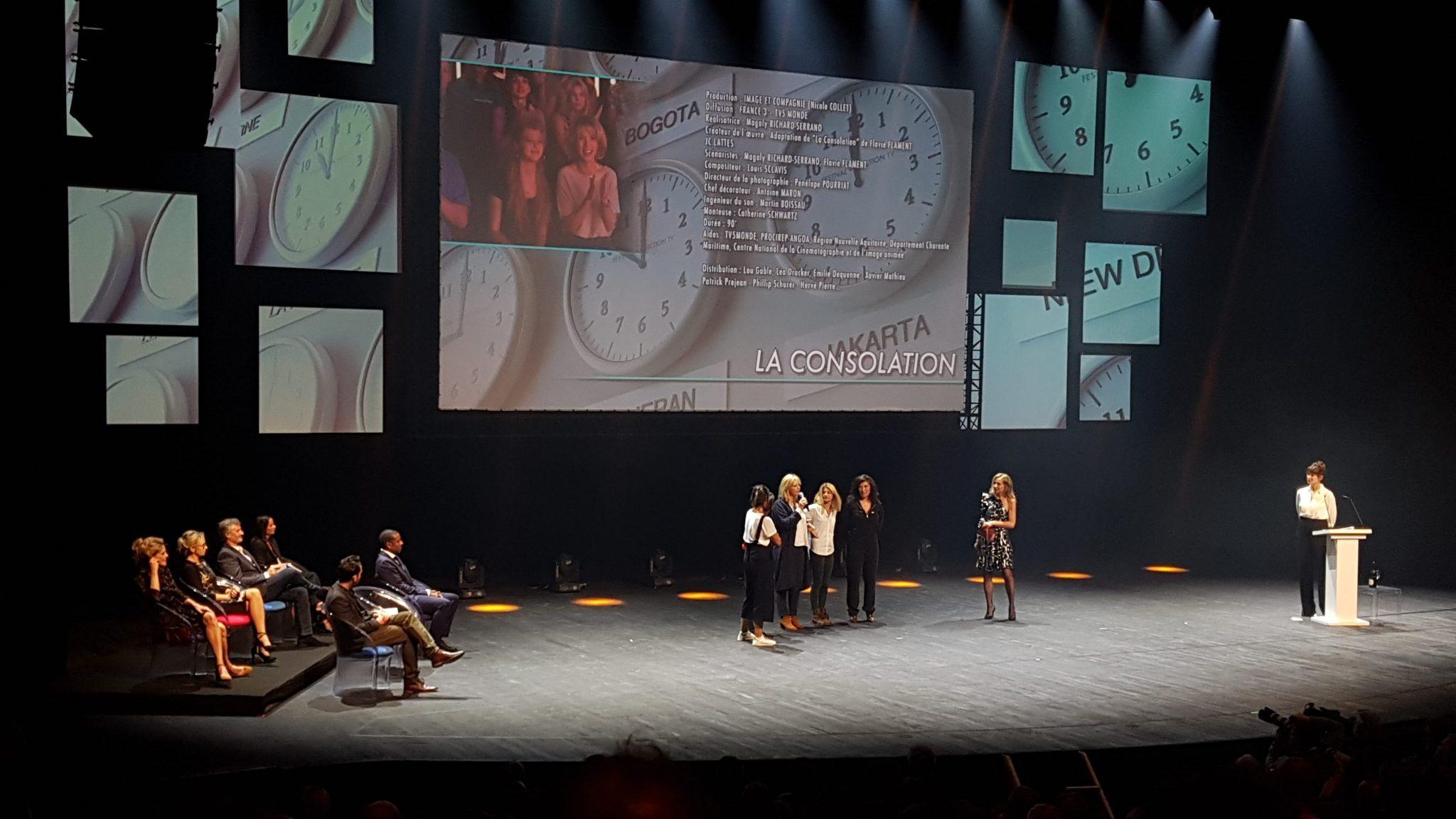 festival de la fiction tv de la rochelle 2017 image La Consolation