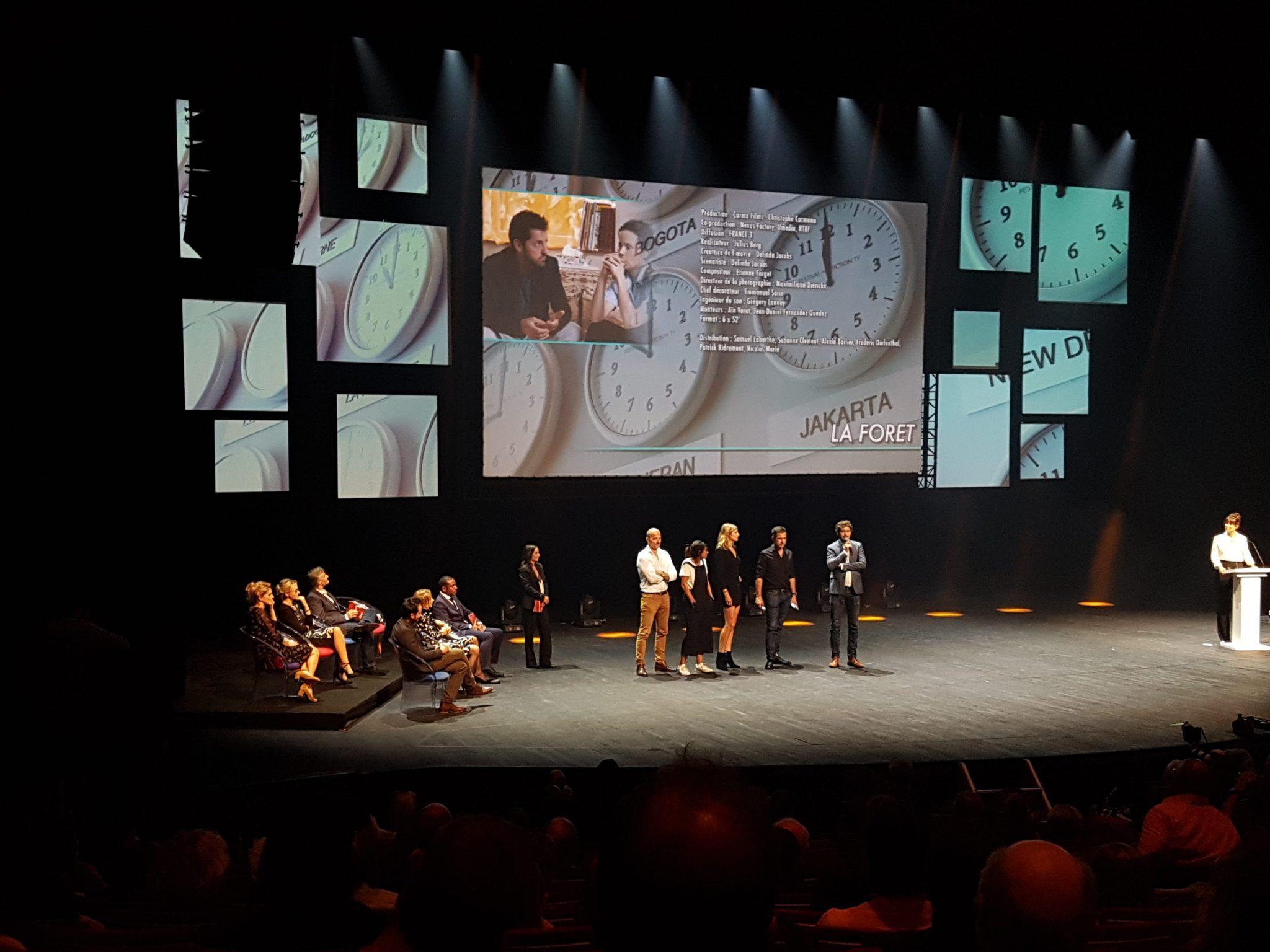 festival de la fiction tv de la rochelle 2017 image La Forêt