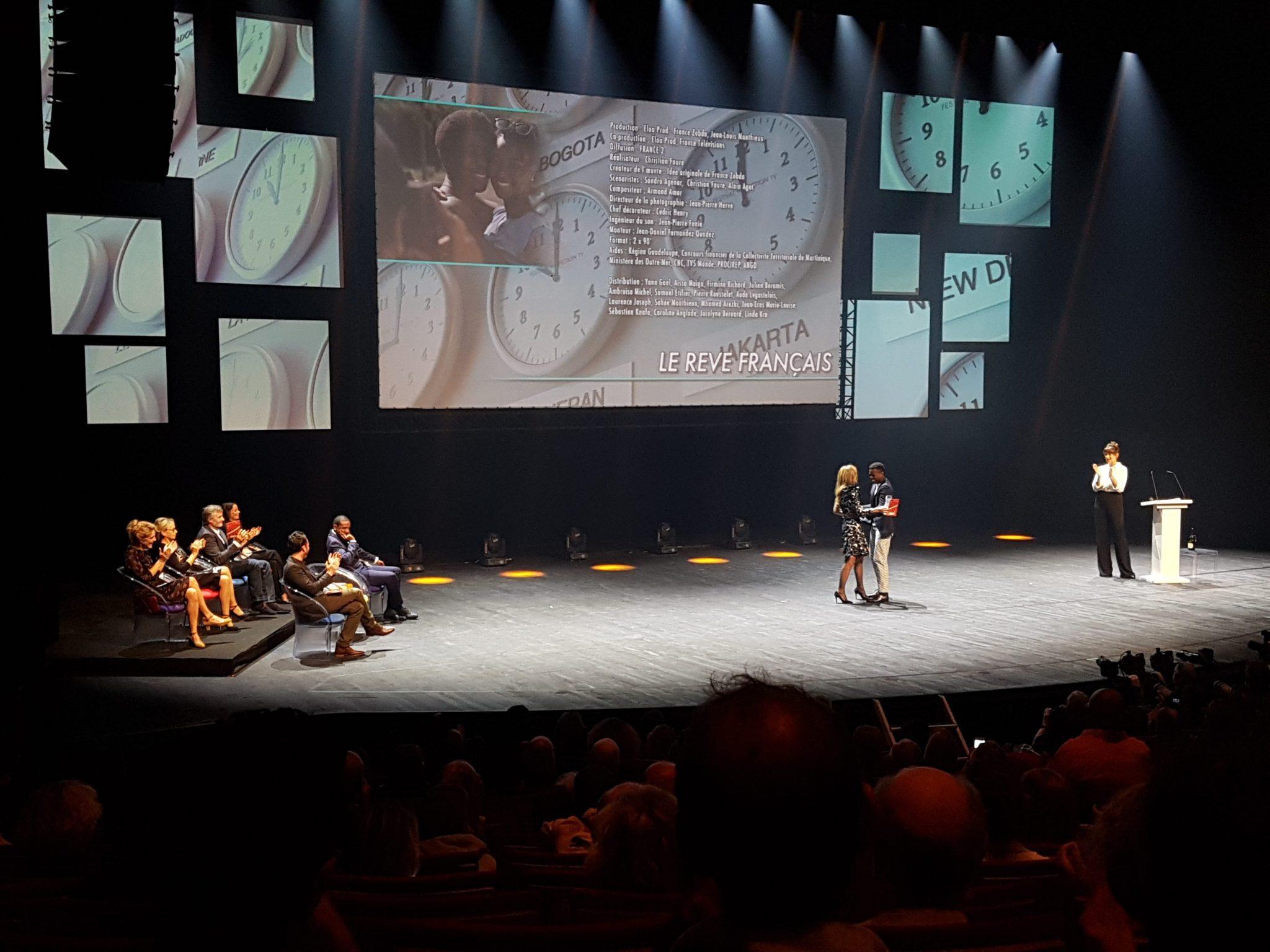 festival de la fiction tv de la rochelle 2017 image Le Rêve français
