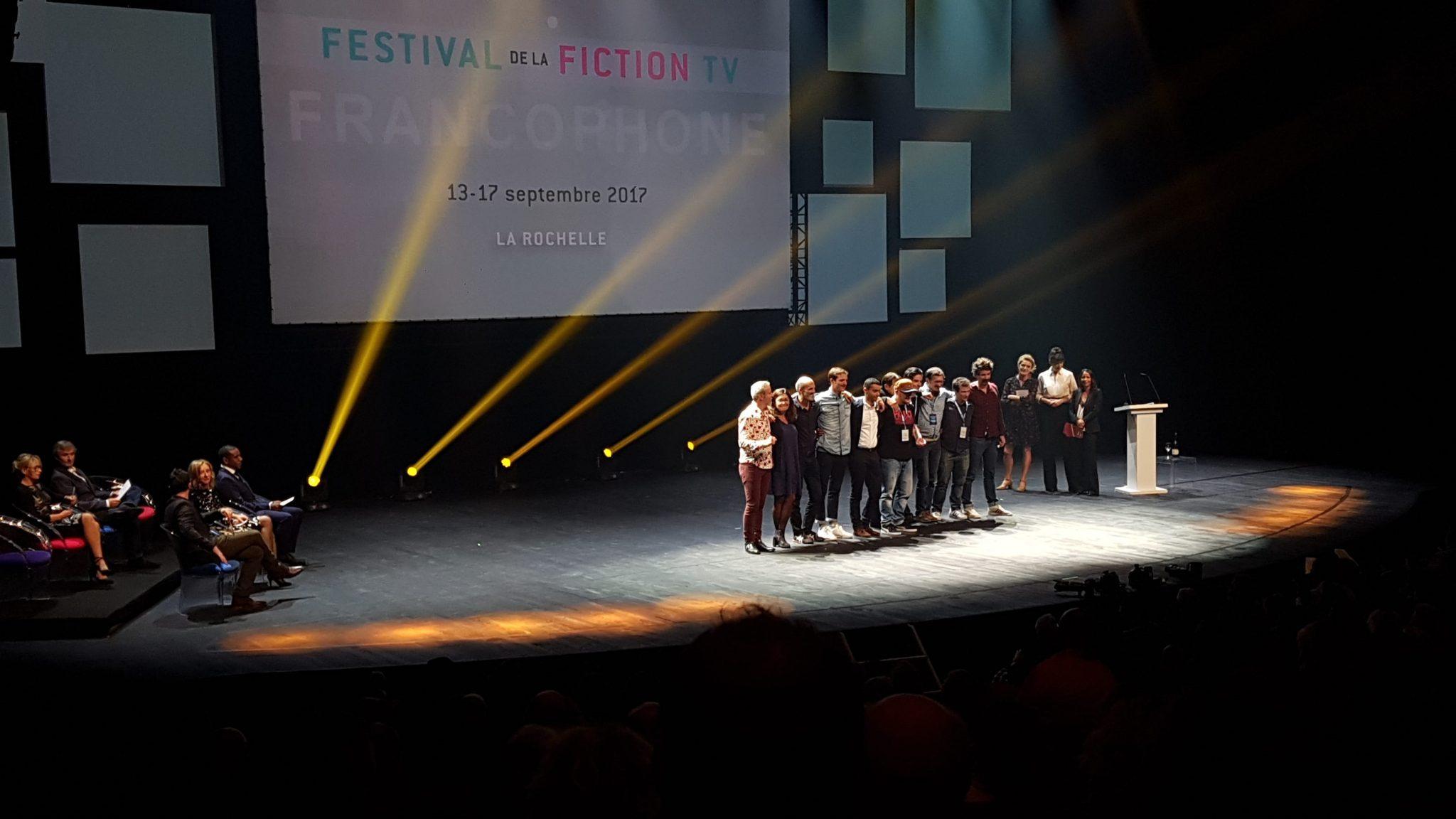 festival de la fiction tv de la rochelle 2017 image Les Engagés