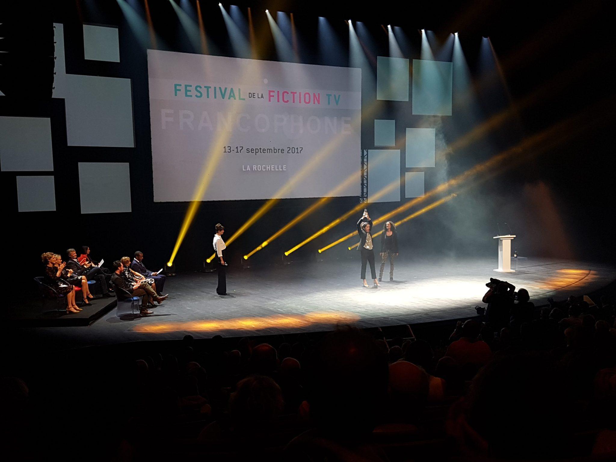 festival de la fiction tv de la rochelle 2017 image Prêtes à tout