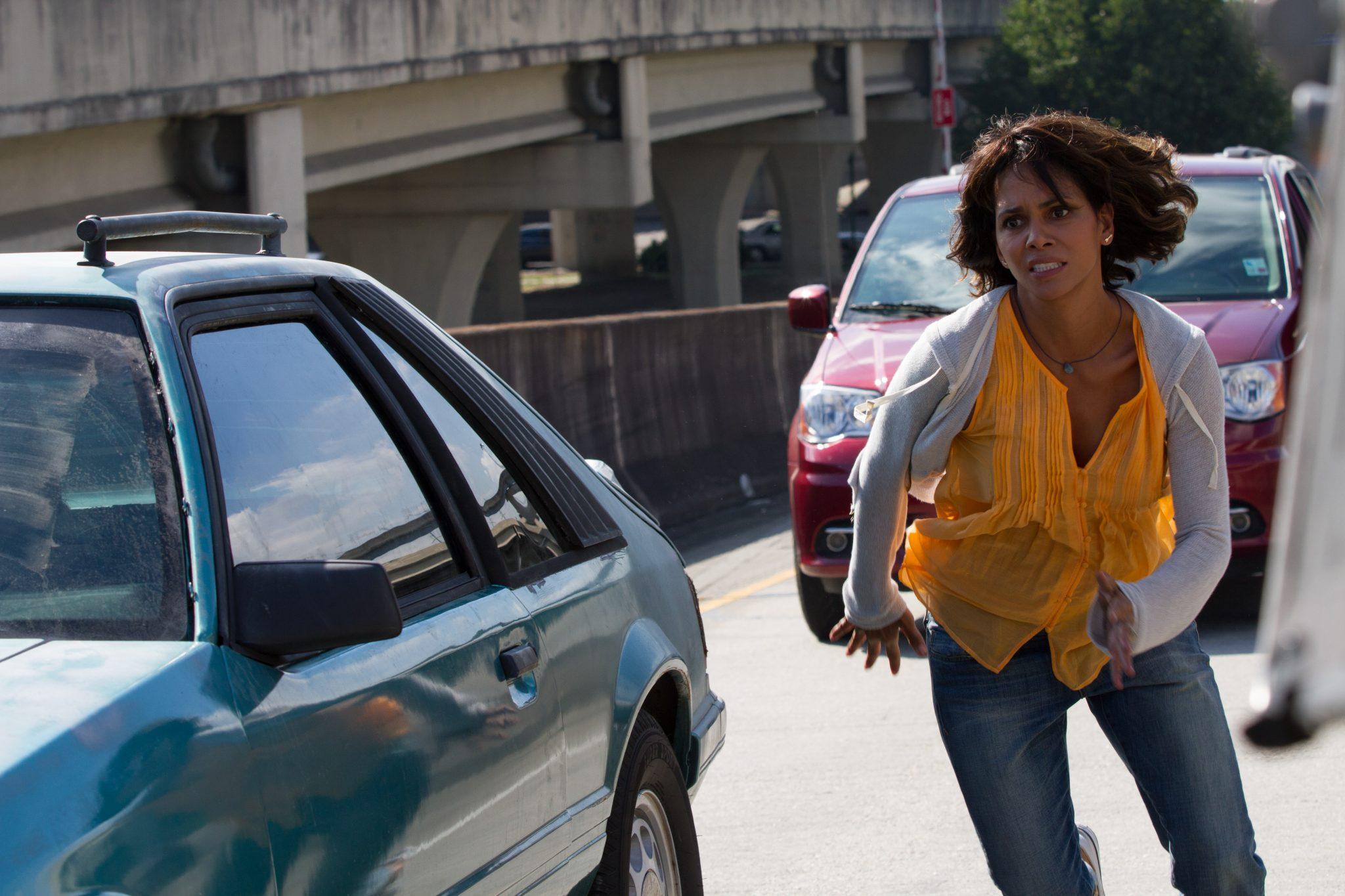 Kidnap film photo critique Halle Berry