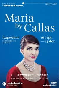 Maria by Callas affiche exposition