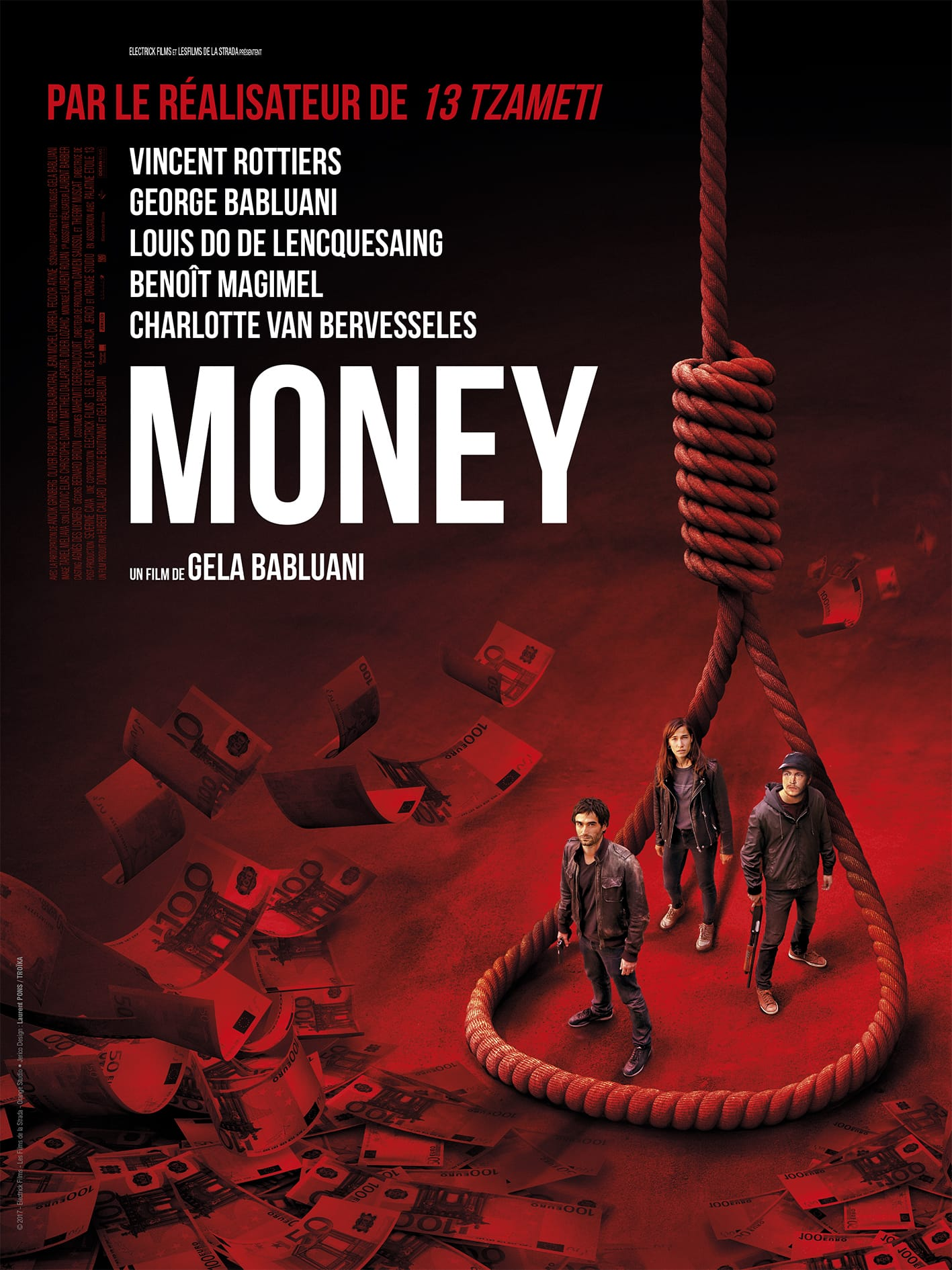 Money Affiche critique film