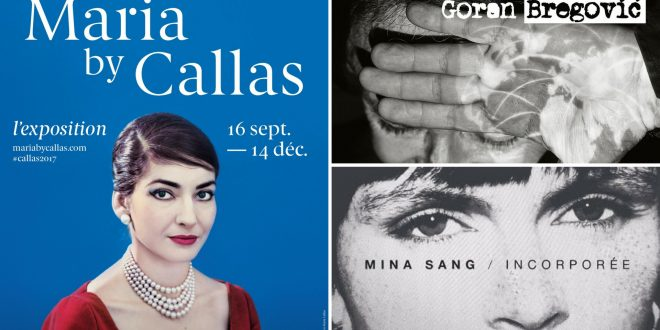 playlist musique #02 images Maria by Callas-Three Letters from Sarajevo-Incorporée