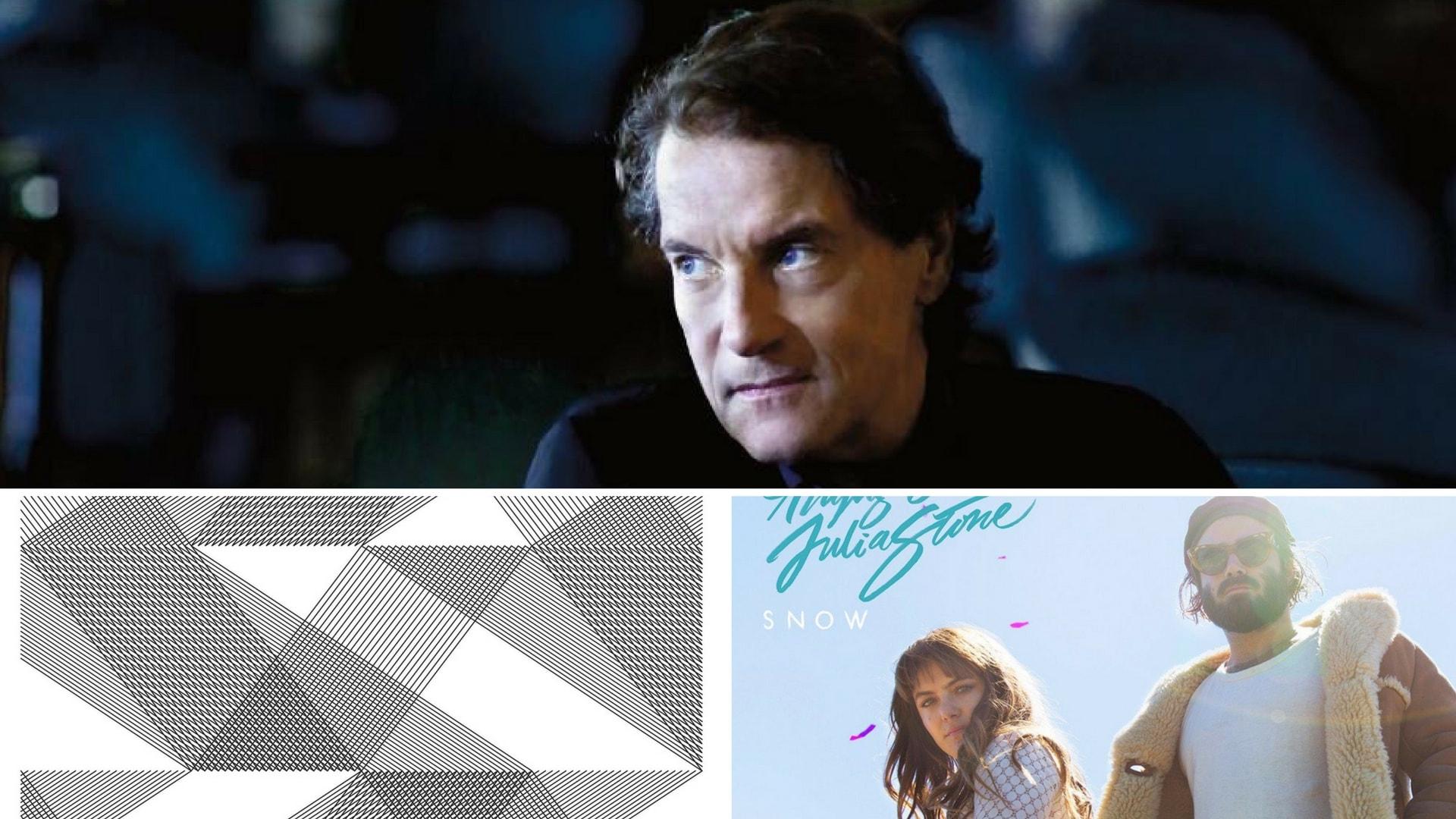 playlist musique #03 images Francis Cabrel, Angus & Julia Stone et Losange
