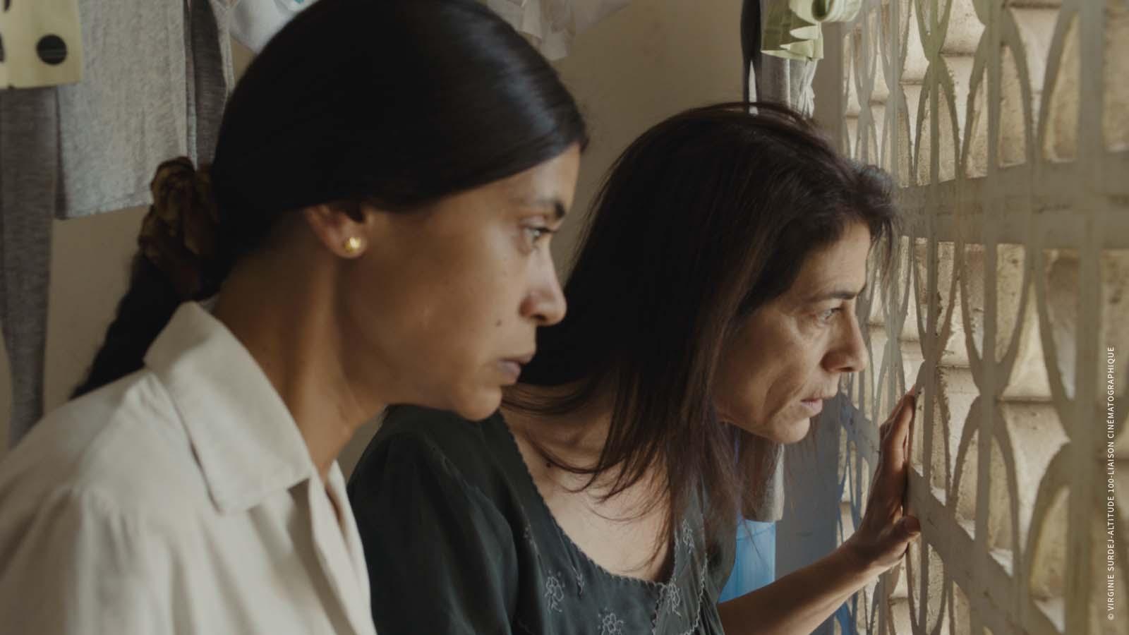 Une Famille Syrienne Hiam Abbass Juliette Navis film photo