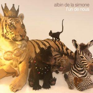 Albin de la Simone image album L'un de nous