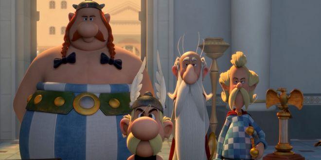 Astérix – Le Domaine des Dieux image