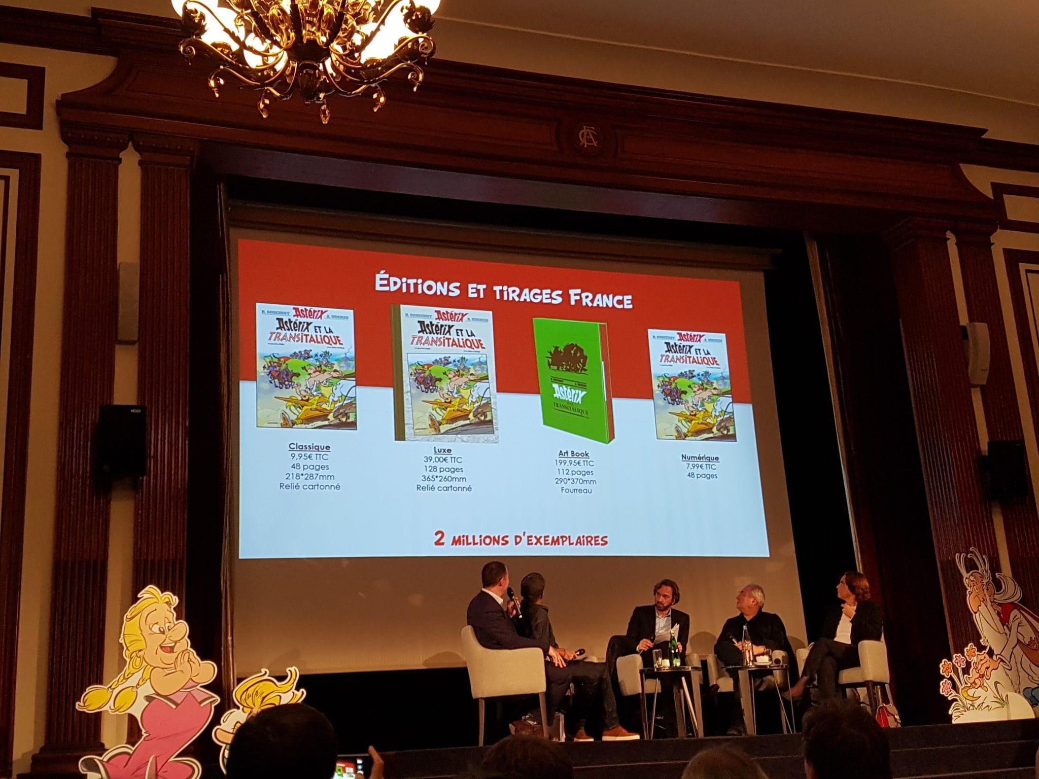 Astérix et la Transitalique image conférence de presse 03