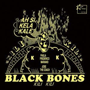 black bones image pochette album kili kili