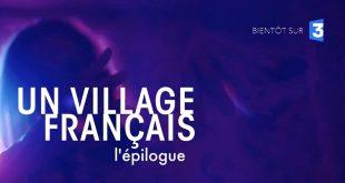Capture d'écran image bande annonce Un Village français saison 7 (2ème partie)