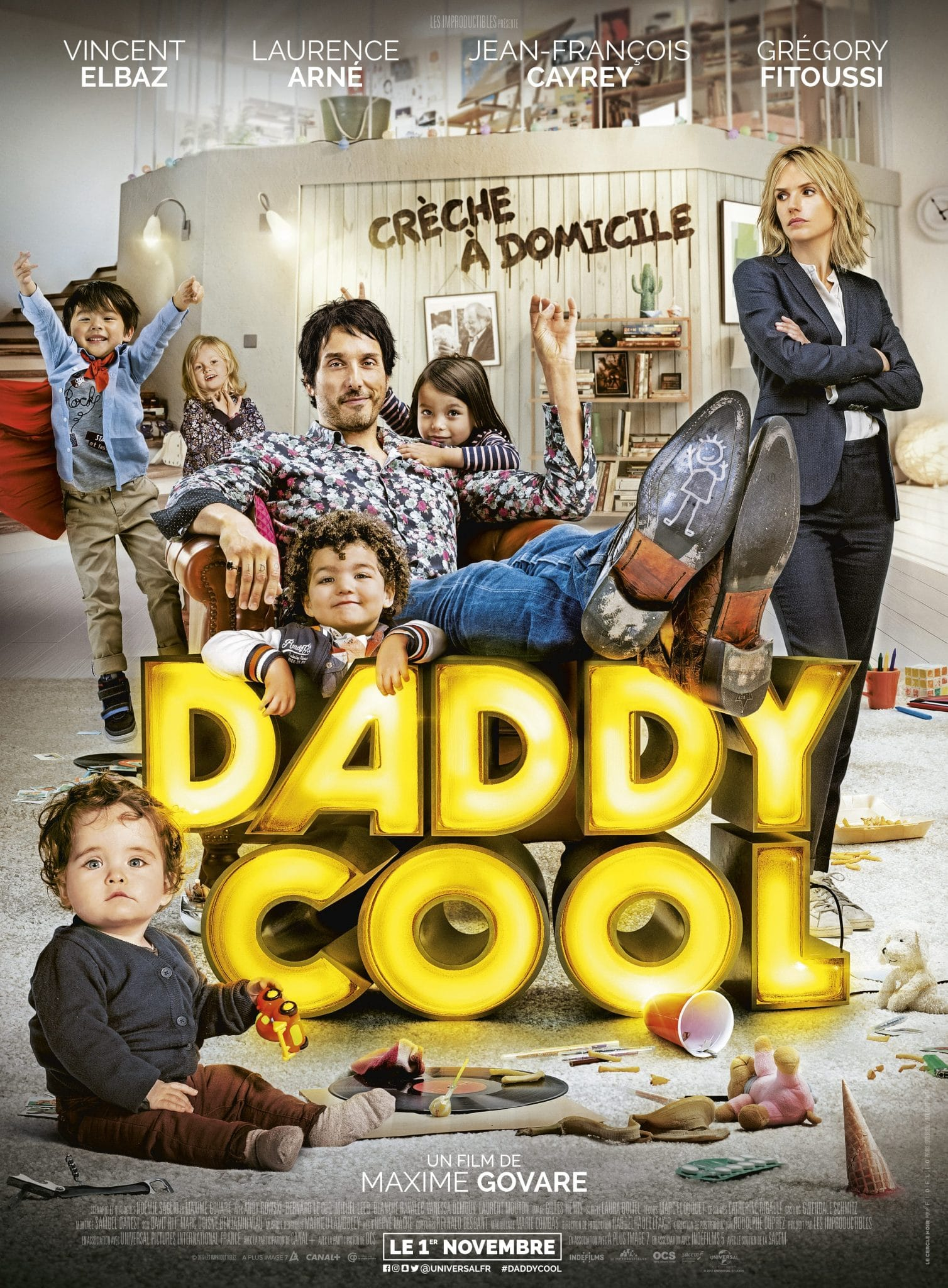 Daddy Cool affiche