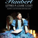 Flaubert Lettres à Louise Colet Marie-Stéphanie Sutter affiche