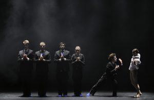 Hors Cadre (c) Julien Benhamou avec François Alu, Takeru Coste, Clémence Gross, Simon Le Borgne, Lydie Vareilhes, Hugo Vigliotti