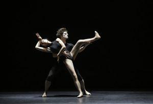 Hors Cadre spectacle Julien Benhamou avec Lydie Vareilhes, Hugo Vigliotti