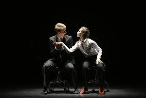 Hors Cadre (c) Julien Benhamou avec Simon Le Borgne, Clémence Gross