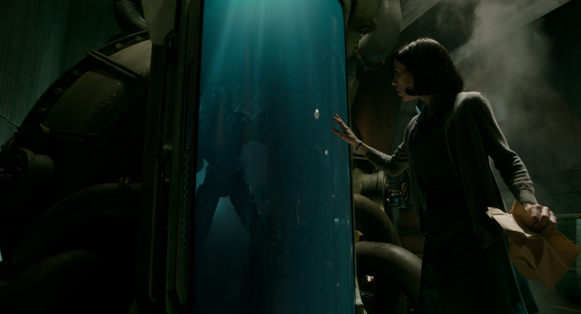 La Forme de l'eau Guillermo del Toro image film
