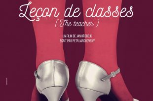 Leçon de classes affiche critique